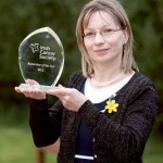 NUI Galway fellow a finalist in Researcher of the Year