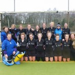 NUI Galway Hockey team on their way to cup final