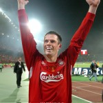 Liverpool Legend Teams Up With the Saoirse Foundation to Support Sick Children