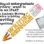 Academic Writing Centre Competition