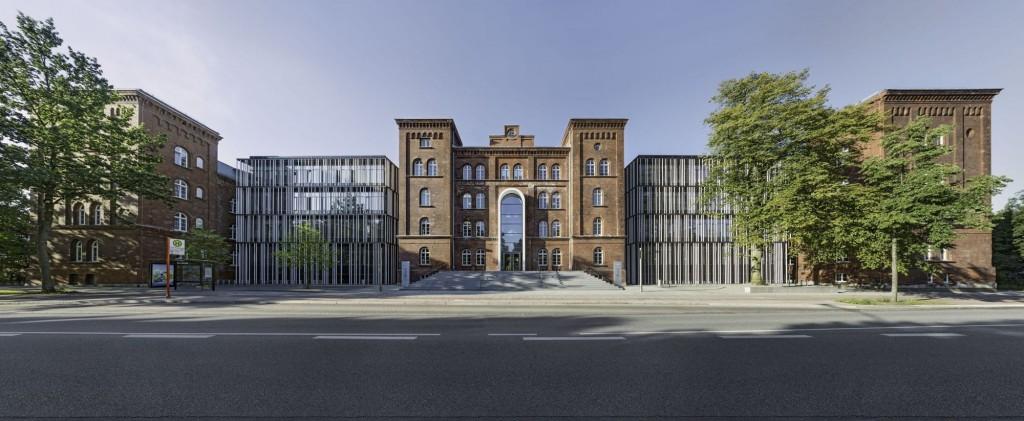 Erweiterung TU Hamburg-Harburg
