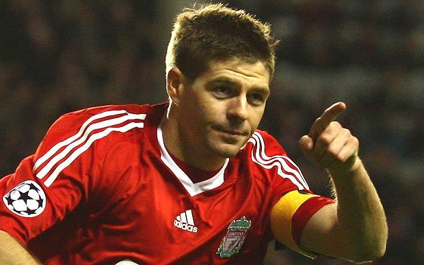 Gerrard Will be leaving Anfield for good