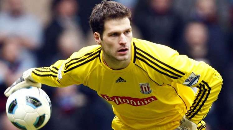 Begovic is a top class shot stopper