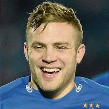 The Leinster man didn't have his best day in blue