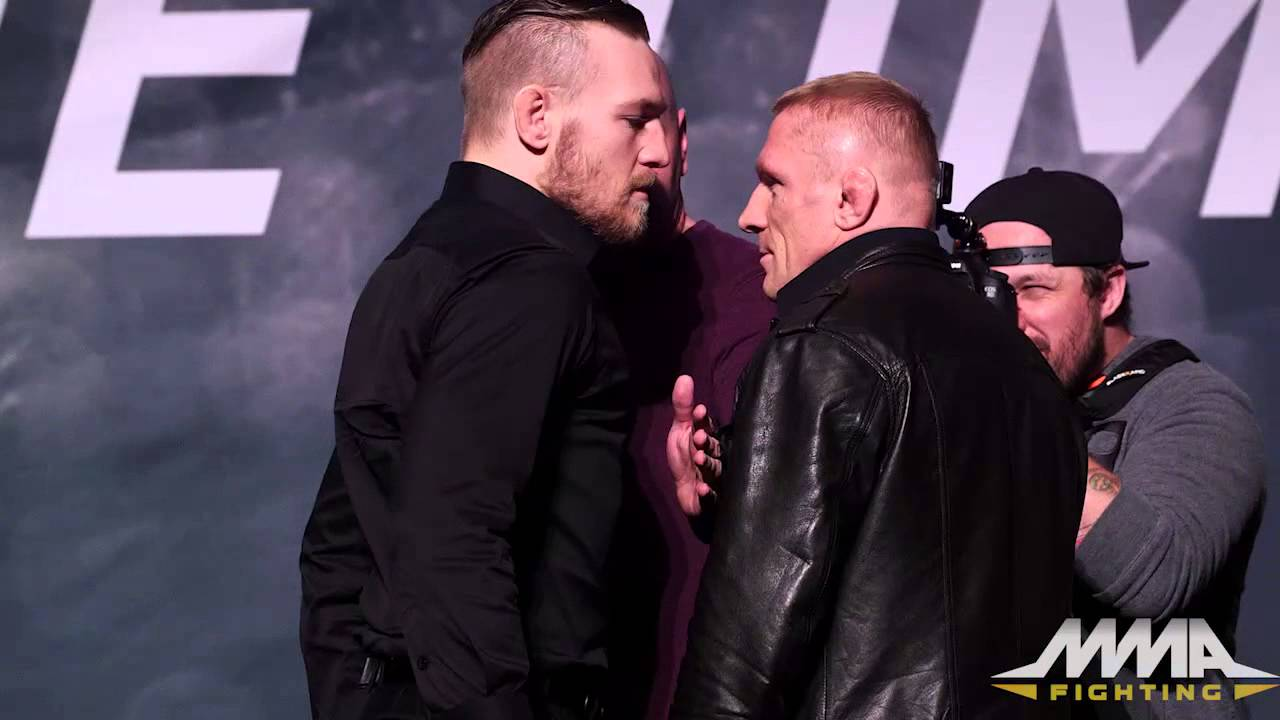 McGregor gears up for crucial bout