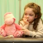 Annual Teddy Bear Hospital makes doctor visits more bearable for children