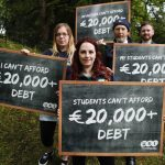 Is free third-level education possible in Ireland?