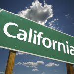 California, here I come!