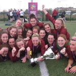 NUI Galway Ladies crowned All-Ireland soccer champions