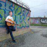 Meeting Galway singer-songwriter Paddy Finnegan