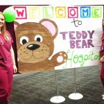 No picnic – but a doctor's appointment for 1300 unwell teddy bears