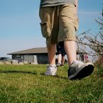 Unconventional ways to reach 10,000 steps a day
