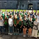 """NUI Galway athlete photo-call shows """"diversity in our university"""", says athletic director"""