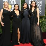 Black gowns are a vital piece of the Times Up jigsaw