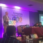 Students vote to stand together against sexual violence at USI Congress 2018