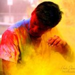 NUI Galway's India Society Holi Festival 2018 – an event with colours and a cause