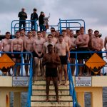 NUI Galway students take the plunge for men's health