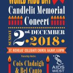 AIDS West to host concert for World AIDS Day