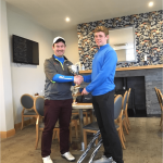 Students prevail in second annual NUI Galway staff v student golf match
