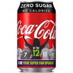 From heroes to Coke Zero