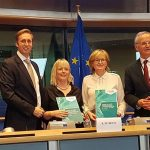 NUI Galway researchers present work at European Parliament