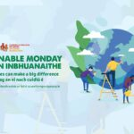 The Students' Union launches their new sustainable Monday campaign