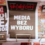 Media blackout in Poland in protest over new advertising tax