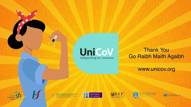 Why you should volunteer for UniCoV- the free, twice-weekly COVID-19 testing programme