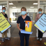 Pop-up vaccinations on campus: A first-hand account