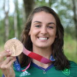 NUI Galway Olympic medallist urges fellow students to join Project UniCov