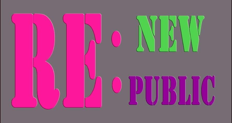 Re New Public