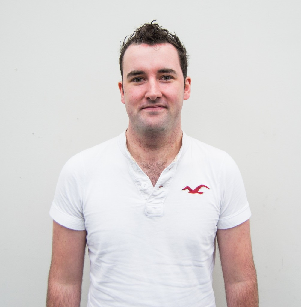Current Education Officer, Conor Stitt,