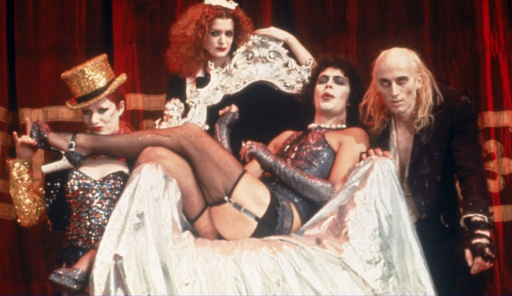 The Rocky Horror Picture Show is a much loved, Halloween classic